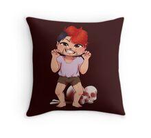 werewolf Markiplier Throw Pillow