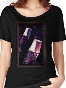 Buckethead - Black Women's Relaxed Fit T-Shirt