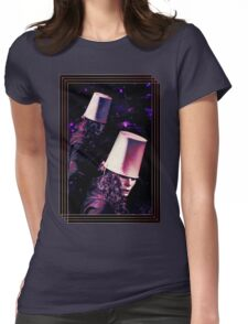 Buckethead - Black Womens Fitted T-Shirt