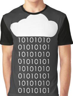 Programmer Rain Graphic T-Shirt