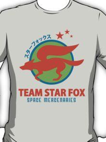 Space Mercenaries T-Shirt