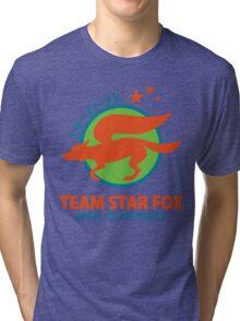 Space Mercenaries Tri-blend T-Shirt