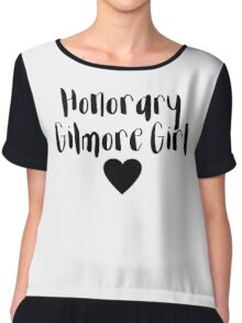 Gilmore Girls - Honorary Gilmore Chiffon Top