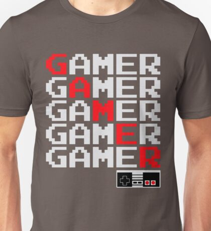 I am Gamer! Unisex T-Shirt