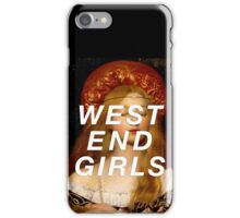 West End Vanity iPhone Case/Skin