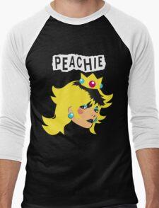 Just Peachie Men's Baseball ¾ T-Shirt