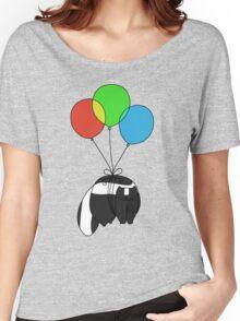 Balloon Skunk Women's Relaxed Fit T-Shirt
