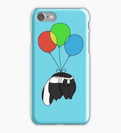 Balloon Skunk iPhone Case/Skin