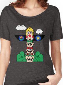 Mushroom Totem Women's Relaxed Fit T-Shirt