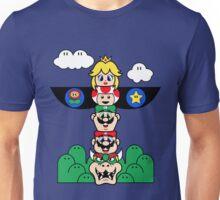 Mushroom Totem Unisex T-Shirt