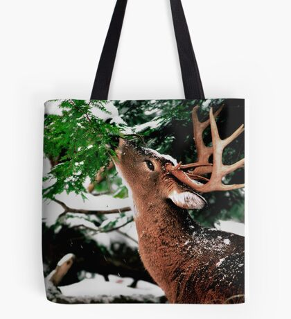 Taste O'wintergreen Tote Bag