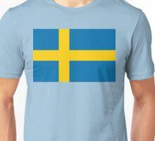 Flag of Sweden Unisex T-Shirt