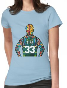 Larry Bird Womens Fitted T-Shirt