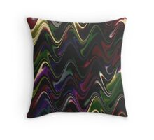 Abstract Waves 30 Throw Pillow