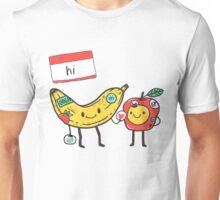 Sticker Art Unisex T-Shirt