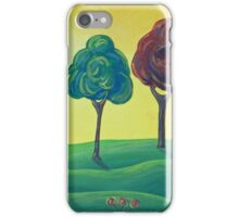 Farm Scene iPhone Case/Skin