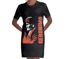 GERONIMO-APACHE 2 Graphic T-Shirt Dress