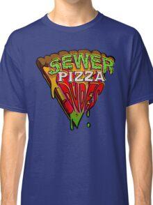 Sewer Pizza Dudes Classic T-Shirt