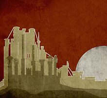 Kings Landing (Game Of Thrones) by SmArtex