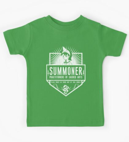 League of Summons Kids Tee