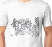 Chibi hannibal - Apple picking Unisex T-Shirt
