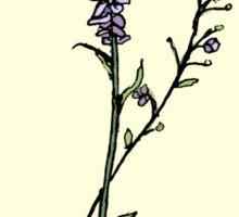 Lavender lovin' Sticker