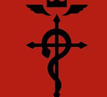 Flamel's Cross by Crytiv PH