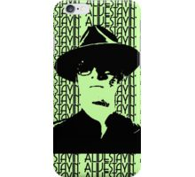 Erik is Stayin' Alive. Stayin' Alive. iPhone Case/Skin