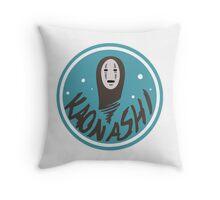 Sin Cara Viaje de Chihiro Throw Pillow