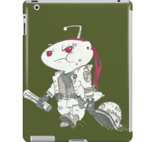 A day on the Reddit Frontlines iPad Case/Skin