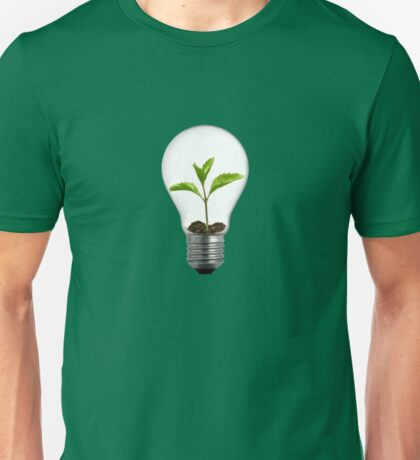Plant in the Bulb Unisex T-Shirt