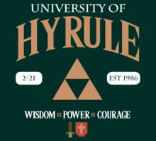 University of Hyrule T-Shirt