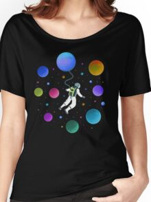 Travel The Universe Women's Relaxed Fit T-Shirt