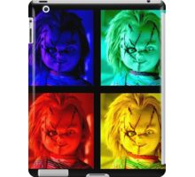 Chucky Pop Art iPad Case/Skin