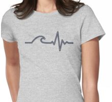 Surf Life Womens Fitted T-Shirt