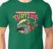 Bebop & Rocksteady Teenage Mutant Ninja Turtles Unisex T-Shirt