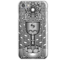 Ace of cups iPhone Case/Skin