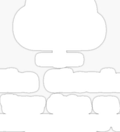The Cloud Sticker