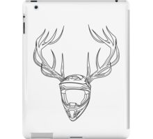 Mx Stag Head iPad Case/Skin