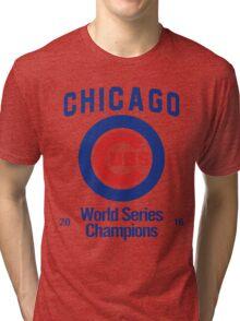 Chicago Cubs (World Series Edition) Tri-blend T-Shirt