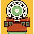 Vintage View Master by FabledCreative