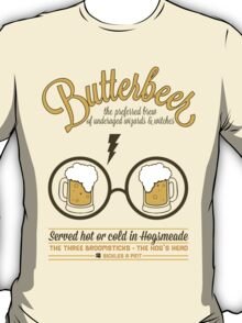 Butterbeer Goggles T-Shirt