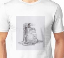 Bride of Frankenbunny Unisex T-Shirt