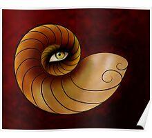 Grassonius V1 - watching eye Poster