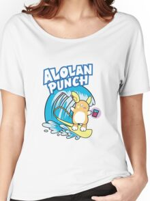 Alolan Punch Women's Relaxed Fit T-Shirt