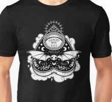 Ouija - Black Unisex T-Shirt
