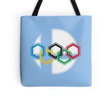 Smash Olympics Tote Bag