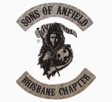 Sons of Anfield - Brisbane Chapter Kids Clothes