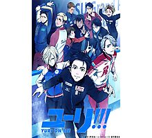 YURI!!! ON ICE Photographic Print