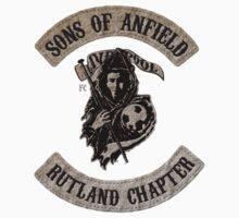 Sons of Anfield - Rutland Chapter Kids Tee